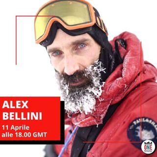 """L'esploratore Alex Bellini: """"In ogni avventura che faccio la mia vera forza è la mia famiglia"""""""