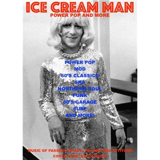 Ice Cream Man Power Pop And More #342