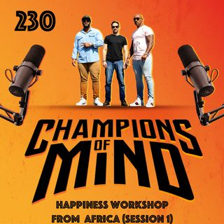 230 - Happiness Workshop From Africa