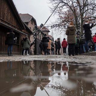 Promemoria Auschwitz 2021 - intervista a Elena Bissaca
