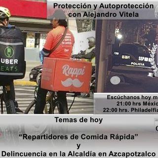 Proteccion y Autoproteccion Con Alejandro Vitela