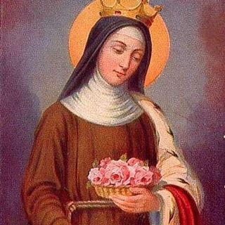 Santa Isabel de Hungría, religiosa