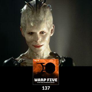 Warp Five : 137: The H.M.S. Enter^3