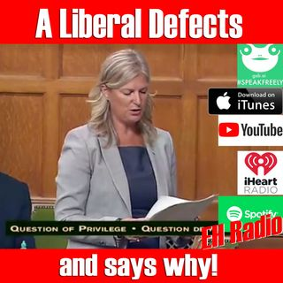 Morning moment (short version) Liberal defection Sep 21 2018