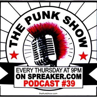 The Punk Show #39 - 11/13/2009