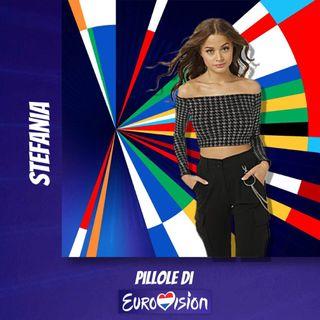 Pillole di Eurovision: Ep. 23 Stefania