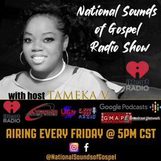 National Sounds of Gospel Music Mix Episode 32