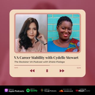 EP10: VA Career Stability with Cydelle Stewart