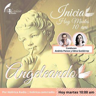 Angeleando - conducen Andrés Ponce y Edna Gutiérrez