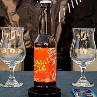 Cerveza Cream Ale de Cervecería Border Psycho