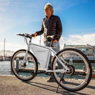 Storm Sondors - CEO Of SONDORS Electric Bikes