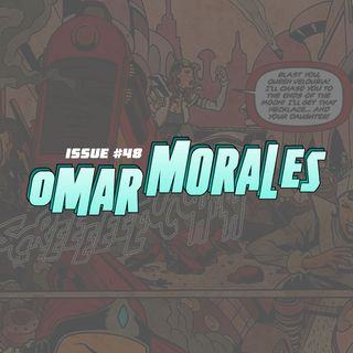 Omar Morales on storytelling, life, and working in the industry
