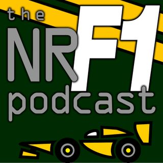 8: e267 - A Tale of two races | The NR F1 Podcast