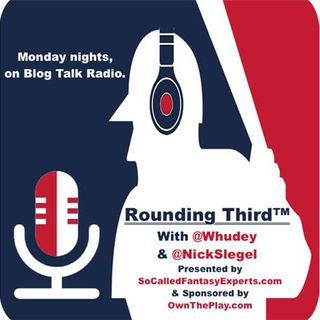 Rounding Third™ Preseason Episode 1