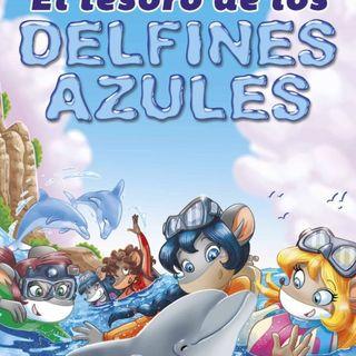 3. ALEGRÍA CANALES - Tea Stilton. El tesoro de los delfines azules