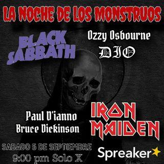 Episodio 13 - Ozzy, Paul Di'anno Vs Dio, Bruce Dickinson