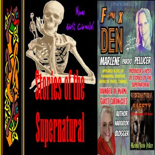 Everything Paranormal | Interview w/ Gina Bengston at DTM Wicked Radio | Podcast