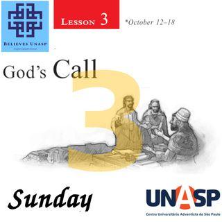 Sabbath School Oct-13 Sunday