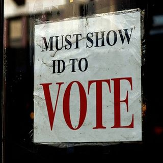 #VoterID is needed in #NorthCarolina .@NCGOP .@GuilfordGOP .@greensborocity MAGA First News with Peter Boykin