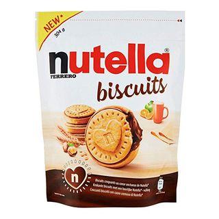 il giallo dei biscotti alla nutella