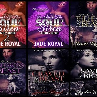 Too Lit Tuesdays on Endie Fiya: LIVE with Romance Author ~ Jade Royal
