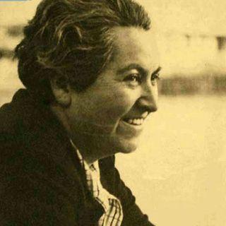 Noche de Letras 2.0 #29 - Gabriela Mistral (María Marta Guitart)
