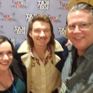 CMA Interview-Morgan Wallen