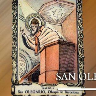 San Olegario Obispo