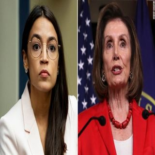 Impeachment, Nancy Pelosi and AOC, and the insanity in the Democratic Party