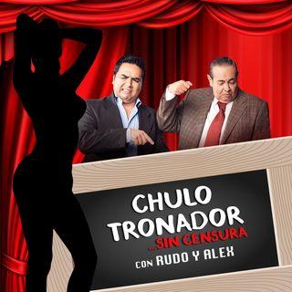 EP 10 Chulo Tronador con Rudo Rivera y Alex Cervantes - Logotipo Aeropuerto, Candidatos politicos y las Aguilas del América