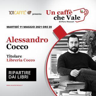 Alessandro Cocco: Ripartire dai libri