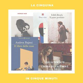 La cinquina in cinque minuti : i libri finalisti al Premio Strega 2021