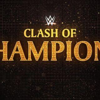 Clash of Champions Prediction Show!!!!