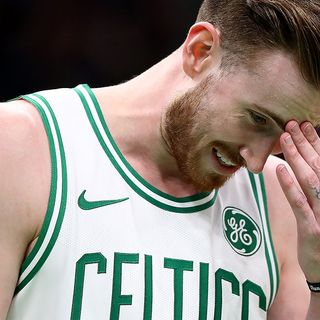 Gordon Hayward's Wife Hilariously Makes Him Stop Playing Video Game