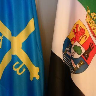 Emisión Especial Españoleando Homenaje Asturias y Extremadura. Felicidades Asturian@s y Extremeñ@s