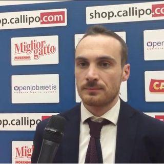 """Vibo Valentia: coach Valentini dopo la vittoria su Siena. """"Bella risposta della squadra nelle difficoltà"""""""