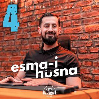 NEDEN AŞIK OLUYORUZ ? - ESMA-İ HÜSNA 3 - HAKEM İSMİ 2 - ÖZEL VİDEO | Mehmet Yıldız
