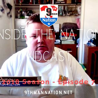 Inside the Nation Podcast | 2018 Season - Episode 7