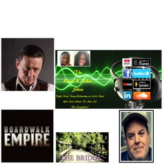 The Kevin & Nikee Show - Producers, Actors, Writers and Directors Antonio Luchesi and Ted Mangan