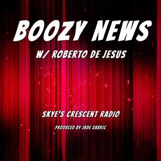 Boozy News w/ Roberto de Jesus