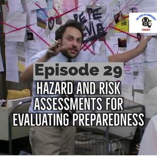 Hazard and Risk Assessments for Evaluating Preparedness