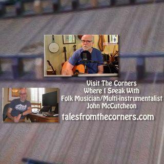 John McCutcheon: Folk Musician/Singer-Songwriter/Multi-instrumentalist