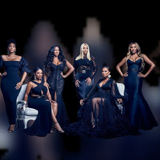 (Review) #RHOA Sea12:14 Lions,Tigers And Shade Recap