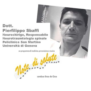 DOTT. PIERFILIPPO SBAFFI, neurochirurgo