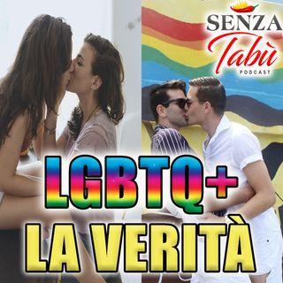 LGBTQ+ 🔥 COSA VUOL DIRE DAVVERO? La Verità di ROSY DI CARLO 🌶