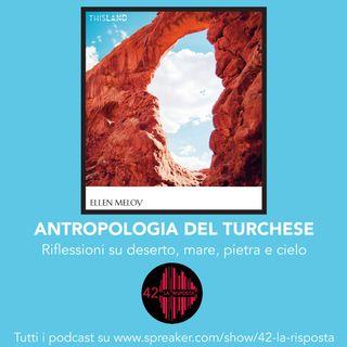 Stagione 7 _ ep. 10: Antropologia del turchese