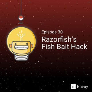 #30 - Razorfish's Fish Bait Hack