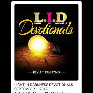 Episode 6 - Light In Darkness Devotional