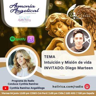 Armonía Angelical - Intuición y Misión de Vida