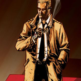 "Source Material #246: Constantine Comics: Hellblazer ""Dangerous Habits"""